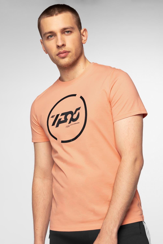 7926e63e Men's T-shirt TSM240 - salmon pink