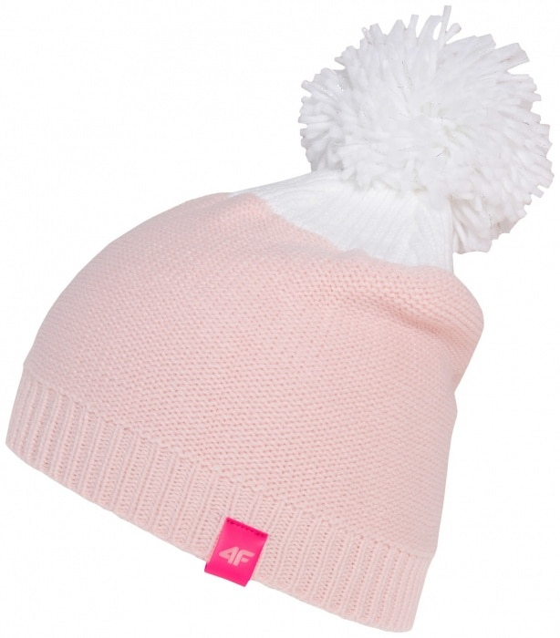 ba52880c Hat for small girls JCAD103 - light pink