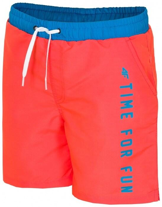 c9b5645f1e Swim trunks for big boys JMAJM209 - coral