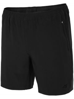 Men's active shorts SKMT004 - black