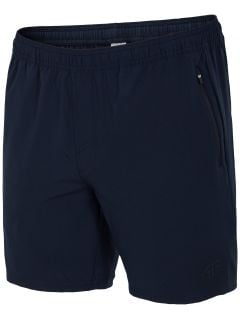 Men's active shorts SKMT004 - navy dark