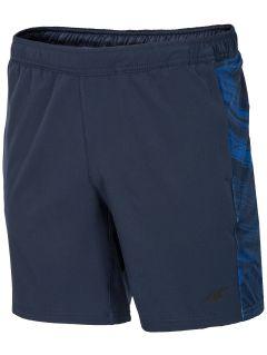 Men's active shorts SKMF008 - dark navy
