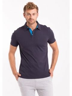 Men's polo shirt TSM050 - navy