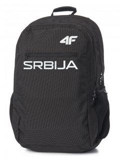 Urban backpack Serbia Pyeongchang 2018 PCU700 - black