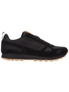 Men's lifestyle shoes OBML201 - black