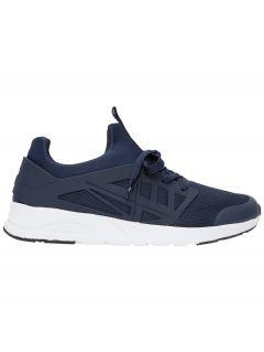 Men's lifestyle shoes OBML203 - dark blue