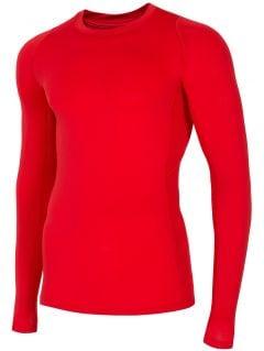 Baselayer longsleeve 4FPRO TSMLF401 -  red allover