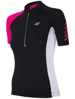 Women's cycling jersey RKD152 - black