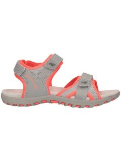 Sandals for big girls JSAD401 - grey
