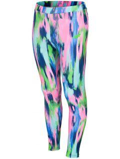 Leggings for small girls JLEG109 - multicolor