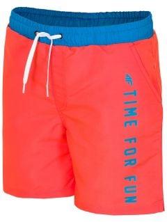 Swim trunks for big boys JMAJM209 - coral