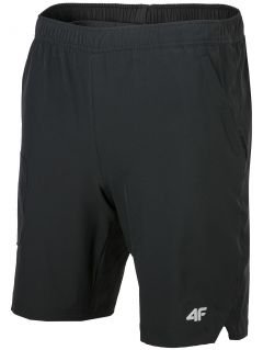 Men's cycling shorts RSM002 - black