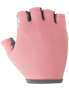 Cycling gloves  RRU001 - salmon pink