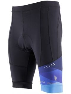 Men's cycling shorts rsm150a  - black