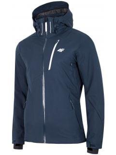 Men's ski jacket KUMN257 - navy