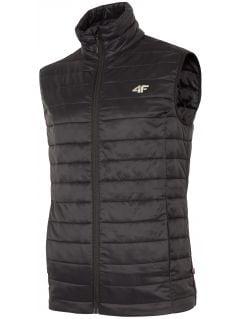 Men's jacket KUMP300 - deep black