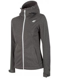 Women's softshell jacket SFD300 - grey melange