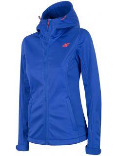 Women's softshell jacket SFD300 - cobalt blue