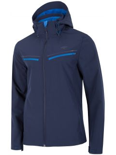 Men's softshell jacket SFM201 - navy blue