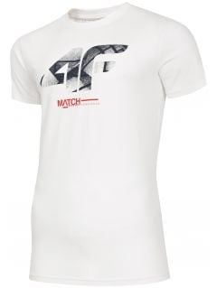 44e84b2cdcb56 Men s T-shirt TSM238 - white