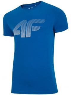 Men's T-shirt TSM312 - blue