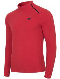 Men's fleece underwear BIMP253 - red