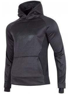 Men's hoodie BLM221 - black
