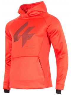 Men's hoodie BLM221 - red