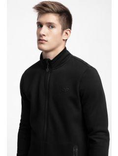 Men's sweatshirt BLM302 - black
