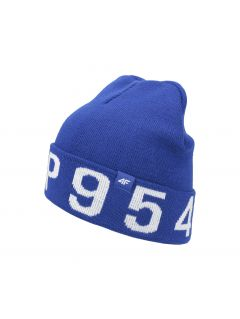 Women's hat CAD202 - cobalt