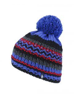 Men's hat CAM155 - cobalt blue