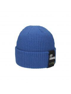 Men's hat CAM251 - blue