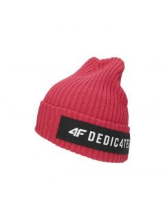 Men's hat CAM253 - red