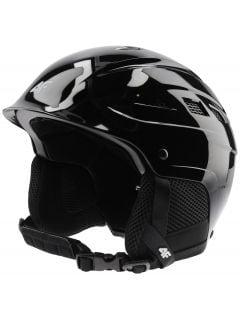 Men's ski helmet KSM350 - black