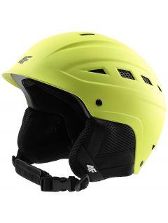 Men's ski helmet KSM350 - fresh green