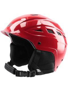 Men's ski helmet KSM350 - red