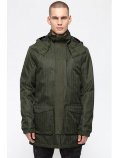 Men's urban jacket KUM203 - khaki