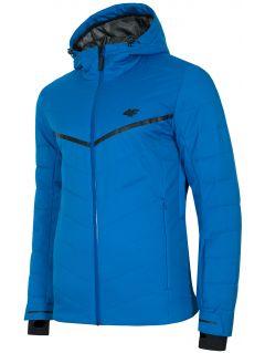 Men's ski jacket KUMN152R - cobalt blue