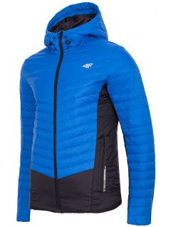 Men's down jacket KUMP202 - blue