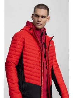 Men's down jacket KUMP202 - red