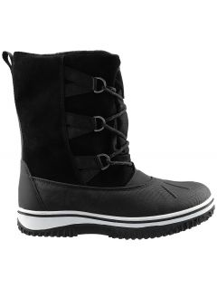 Women's snow boots OBDH202 - black