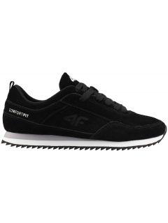 Women's lifestyle shoes OBDL201 - black
