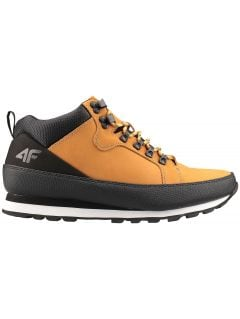 Men's hiking shoes OBMH202 - beige