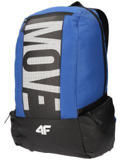 Urban backpack PCU238 - cobalt blue