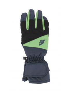 Men's ski gloves REM350 - navy