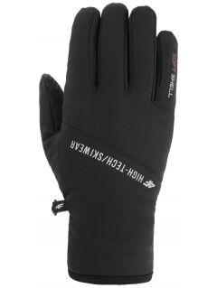 Unisex sports gloves REU105 - black