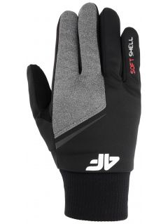 Unisex sports gloves REU107 - black