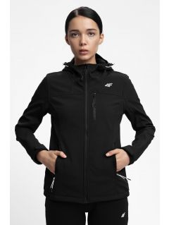 Women's softshell jacket SFD215 - black