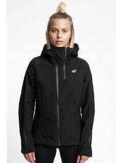 Women's softshell jacket SFD221 - black