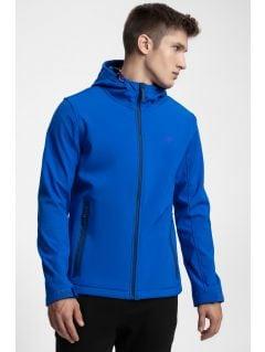 Men's softshell jacket SFM301 - turquoise